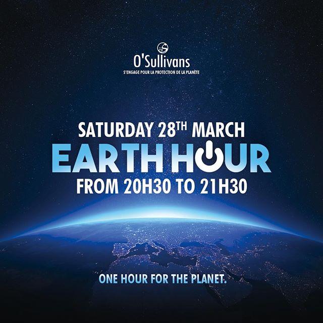 #earthhour 🕗 Profitez du confinement pour faire une belle action #WWF . .