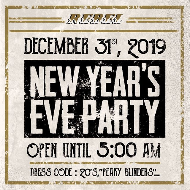 J-1 avant notre #newyearseve Party ! ** #peakyblinders édition ** 😀 . . 𝓓𝓻𝓮𝓼𝓼 𝓒𝓸𝓭𝓮 : 20's #prohibitionparty 👉 http://bit.ly/2QwH2kT  #JOINUS