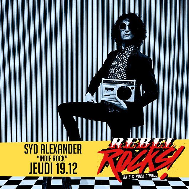 #rebelrocks c'est ce soir avec @syderrant 🤘 22h00 - 02h00 (et plus si affinités !) . . #joinus for a crazy f... party of course 😆 🍻 #beers 3.90€ #allnightlong ! . . #osullivans #rebelbar #oschatelet #chatelet #clubbing #djset #rockparty #partyinparis #parisbynight #irishpub #rockbar #bestpubinparis #paris #paris4 #thursdaynight . . 🐶 @rileythecockapooo