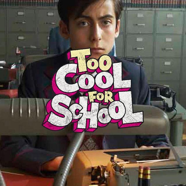Too Cool For School, c'est dans quelques heures ⏱️ Alors impatient ? Numéro 5 l'est aussi ☂️ C'est le moment de refaire le monde autour d'un verre au Rebel Bar (ou alors de le sauver) !  Si vous venez habillé dans le thème, c'est jell-o shot offert ! 🍻