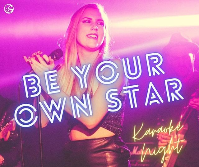✨ BE YOUR OWN STAR⠀ ▪️ ⠀ 🎤 #karaoke #karaokenight from #midnight !⠀  Take the mic' and live your #saturdaynight ⠀ ▪️ ⠀ #allnightlong #karaoketime #karaokestar #karaokeparty #song#music #party #fun #drinks #micro #atmosphere #bar #pub #irishpub #pigalle #paris #paris18