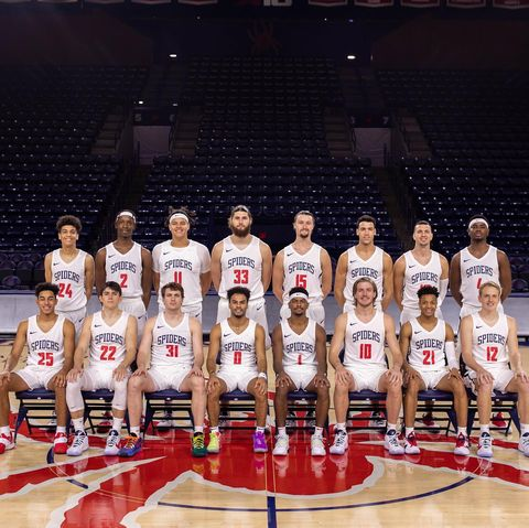 Say hello to your 2020-21 Spider Basketball squads!  Drop us a 🕷 if you're excited for basketball season to start next week.  #OneRichmond
